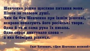 Мотиватор Шевченко