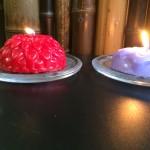 Свічки горять