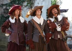 мушкетери