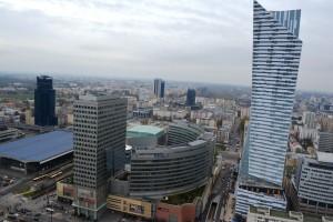 Варшава з висоти
