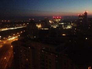 Варшава ніч