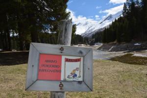 Місце для альпіністів