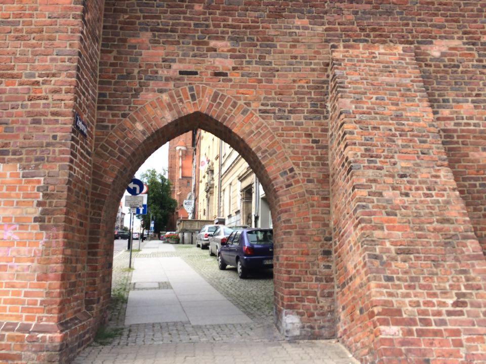 вихід у фортеці