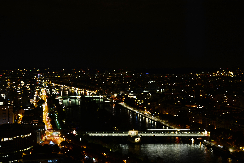 Париж з ейфеля