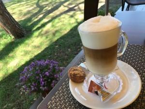 Ранкова кава на старувці