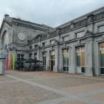 Залізнична станція у Шарлеруа