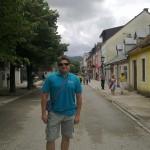 Цетінє старовинна столиця Чорногорії