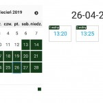календар дати